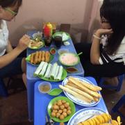 Ngày ăn của 2 đứa :))) #khônganhet :)))