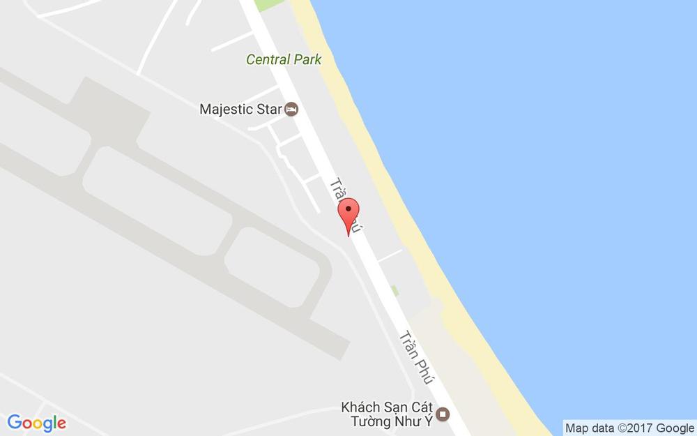 Vị trí bản đồ 102 Trần Phú Tp. Nha Trang Khánh Hoà