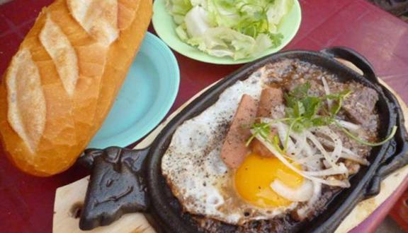 Bò Né 3 Ngon - Bò Quanh Lửa Hồng - Yersin