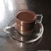 Cà phê sữa nóng (lớn): 13.000đ/1 ly