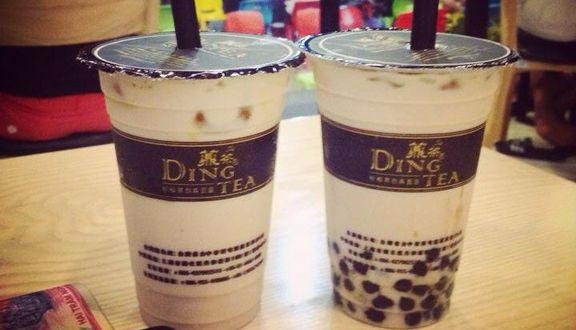 Ding Tea - Trần Hưng Đạo