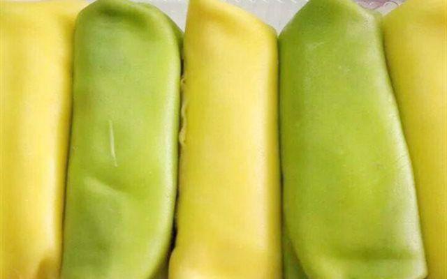 Bánh Crepe Sầu Riêng, Trà Xanh - Shop Online