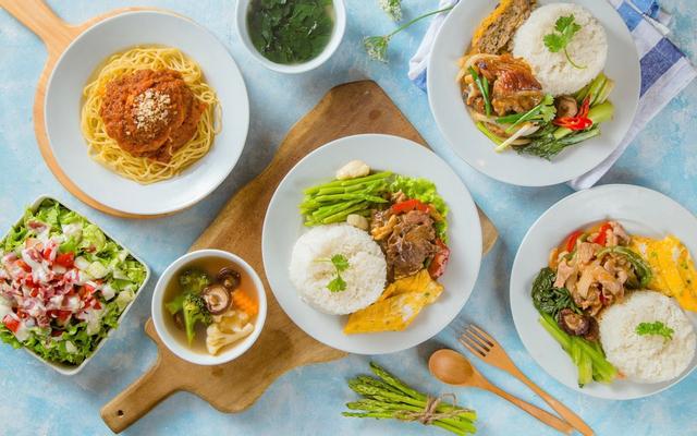 Hoa Đại Quán - Cơm Văn Phòng, Fastfood & Coffee