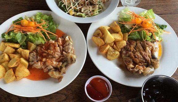 Gummy - Chicken Steak, Cake & Ice Cream - Võ Văn Tần