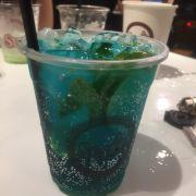 Mojito blue curacao