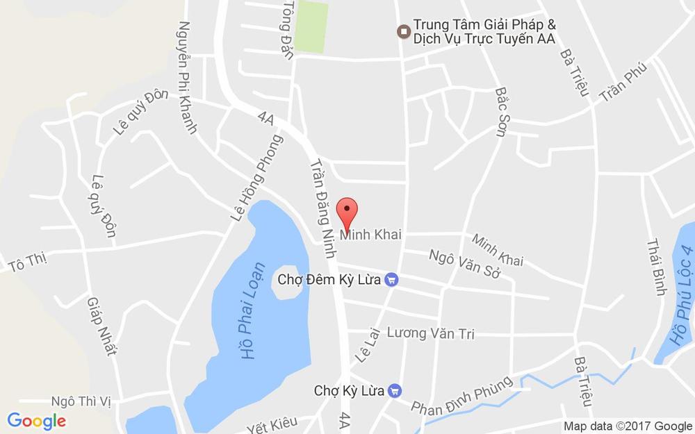 Vị trí bản đồ Gia Bảo - Lẩu Bốn Mùa ở Lạng Sơn