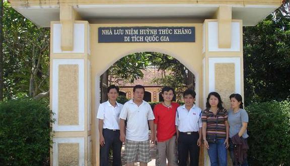 Nhà Lưu Niệm Huỳnh Thúc Kháng