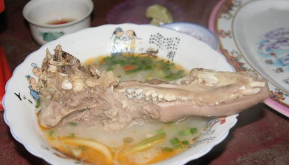 Quán Xương Má Hàm - Hoàng Văn Thái