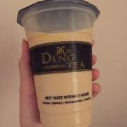 Trà sữa hokkaido