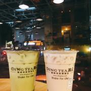 Trà sữa olong + Trà Thái xanh Nhật Bản