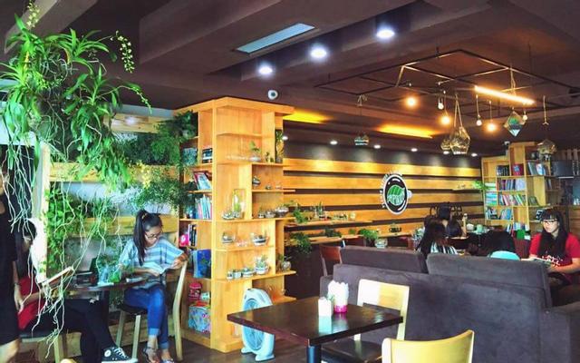Impianto Coffee - Nhà Sách Tân Việt