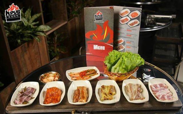 K-Pub - Thịt Nướng Thùng Phuy - Vincom Hải Phòng