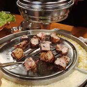 Set buffet nướng lẩu có phô mai