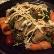 Salat thịt lợn