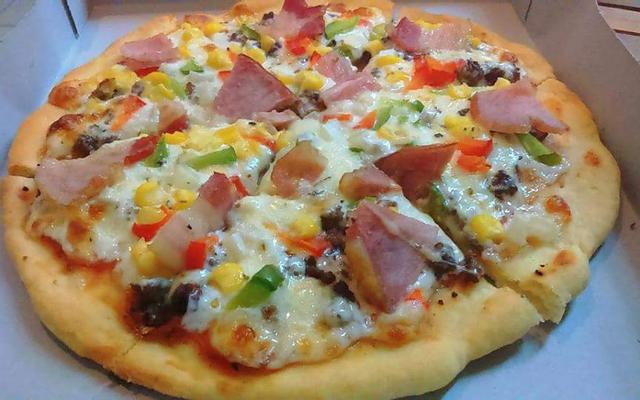 Pizza Rực Rỡ - Shop Online