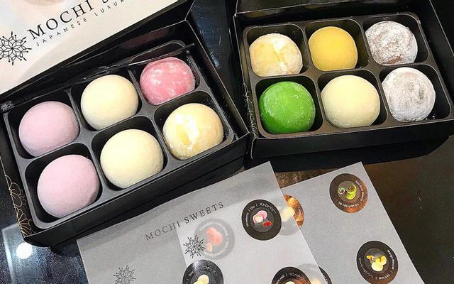 Mochi Sweets - Tam Bạc