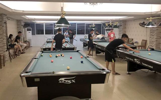 N'Donald - Billiard Club