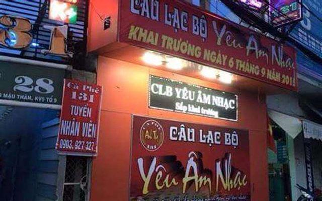 CLB Yêu Âm Nhạc - Karaoke Anh Thy 131