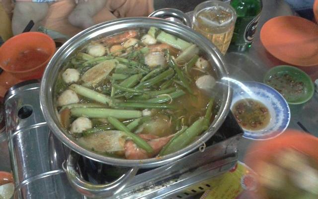 Cỏ Ba Lá - Lẩu Thái