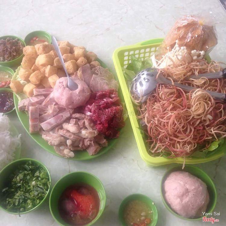 Lẩu Riêu Phai Vệ ở Lạng Sơn
