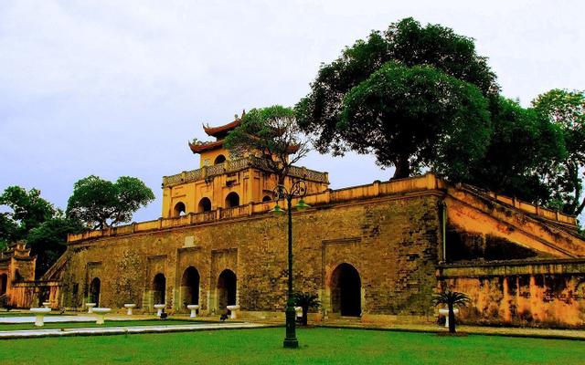 Hoàng Thành Thăng Long - Hoàng Diệu
