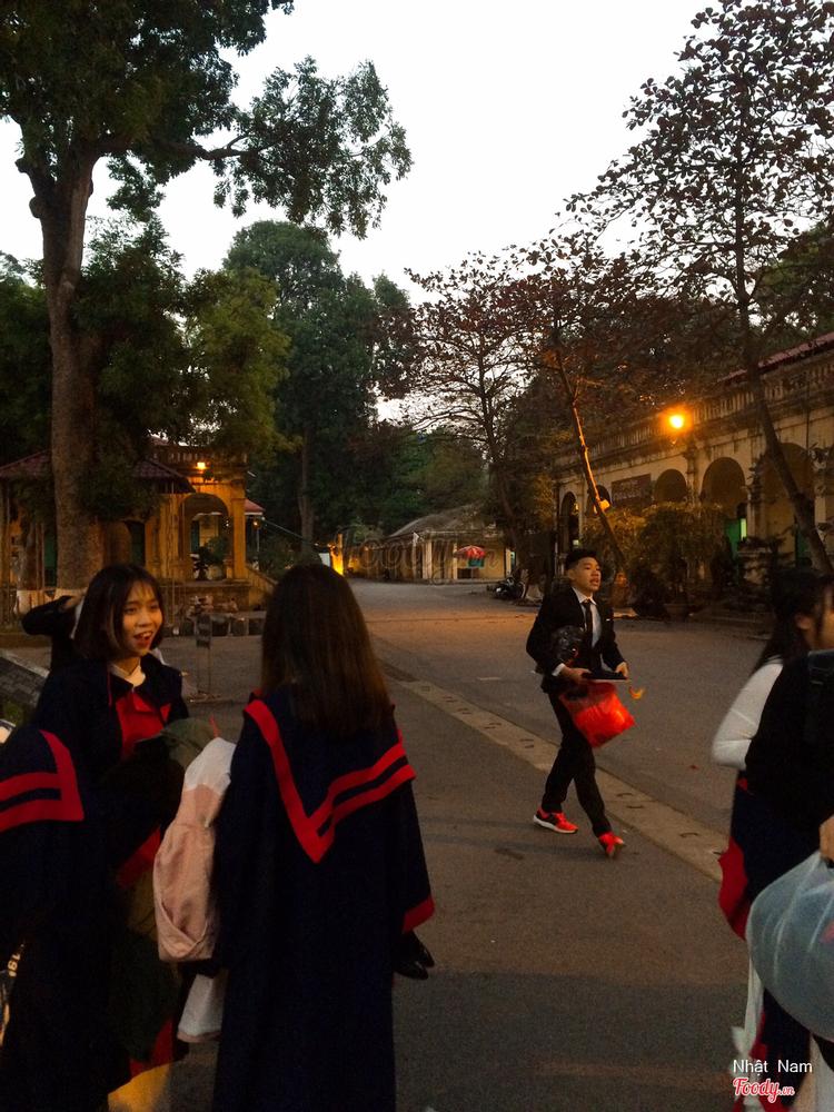 Hoàng Thành Thăng Long - Hoàng Diệu ở Hà Nội