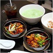 1 phần vừa cháo vừa ếch chỉ 35.000 đồng thôi, ăn rất thơm ngon, rất giống với ở singapore