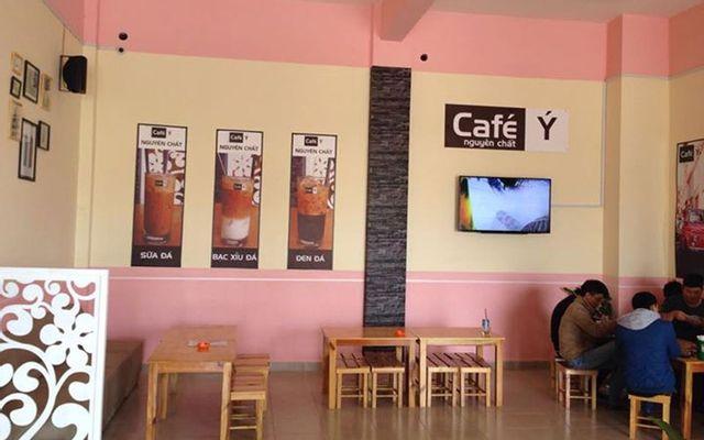 Cafe Ý Nguyên Chất