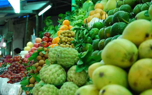 Trái Cây Tươi Fresh Fruit
