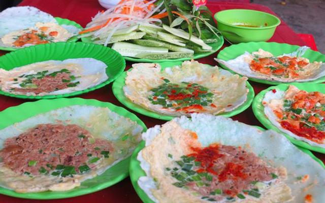 Bánh Ép - Nguyễn Khoa Vy