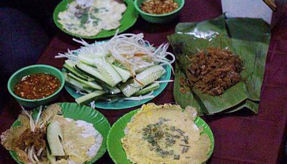 Bánh Ép Cây Dừa