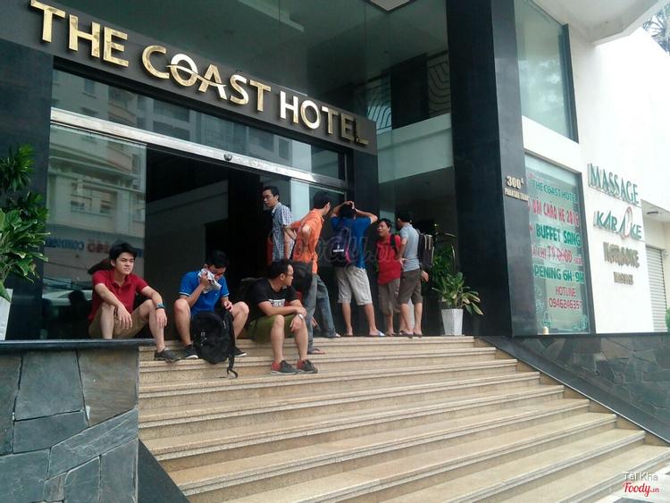 The Coast Hotel ở Vũng Tàu