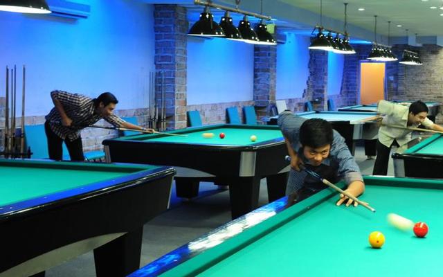 Club Billiards Trung Hậu
