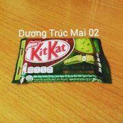 Sôcôla KitKat trà xanh