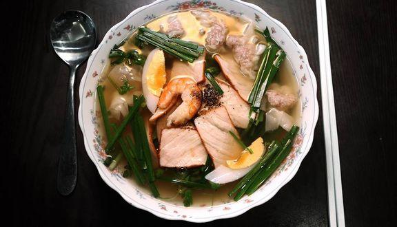 Mì Vằn Thắn - Phạm Thái Bường