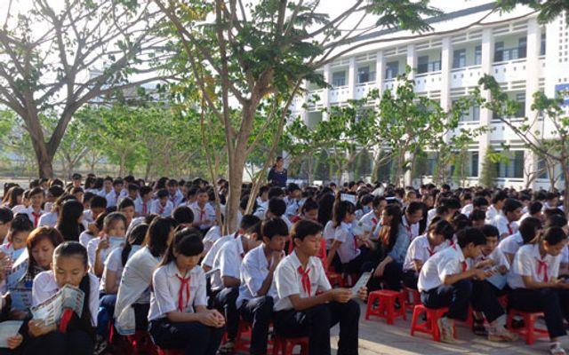 Trường THCS Hùng Vương - TP Phan Thiết