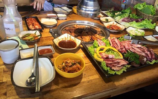 Gogi House - Quán Nướng Hàn Quốc - Lotte Mart