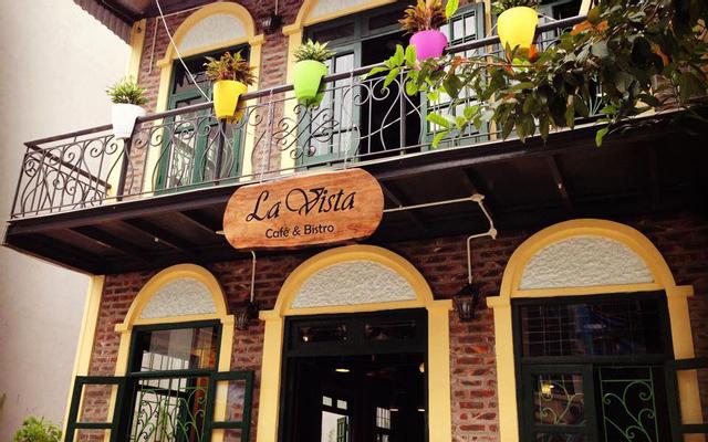 La Vista Café - Bồ Hỏa