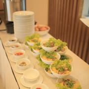 buffet sáng tại sophia nha trang