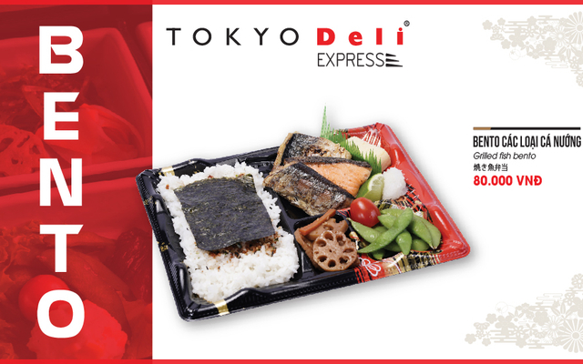 Tokyo Deli Express - Sushi - Giảng Võ