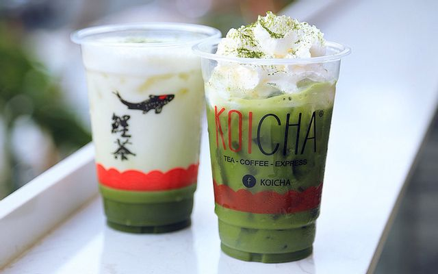 Koicha Saigon - Bubble Tea & Coffee