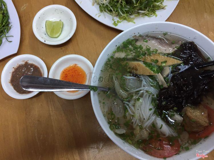Bún Cá Lá Song Ngư ở Khánh Hoà