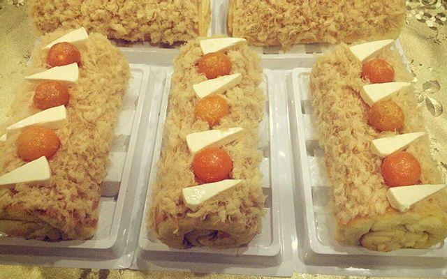 PM FOODS - Bánh Bông Lan Trứng Muối - Shop Online