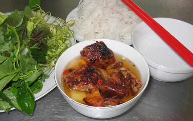 Bún Chả Hà Nội - Cao Triều Phát