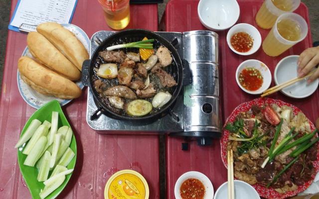 Món Nướng Hà Thành - Hà Huy Tập