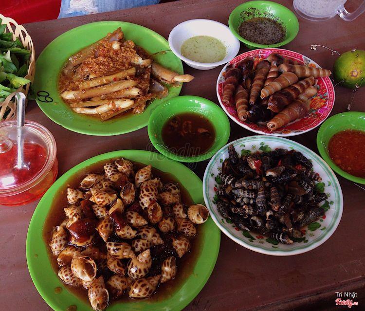 Ốc Nhưng Lương Sơn ở Khánh Hoà