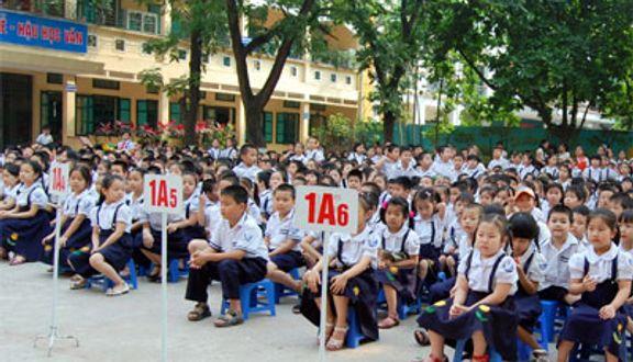 Trường Tiểu Học Thịnh Quang