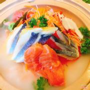 sashimi cá trích