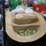 Trái dừa khổng lồ