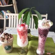 Enjoy weekend😊 Các tín đồ của Marshmallow có thấy kích thích không😋😋😋 #smoothiemarshmallow#newstarscoffee#weekend  ------------------------------ Newstars Coffee 15 Ngô Văn Trị,Phú Lợi,Tp Thủ Dầu Một,Bình Dương